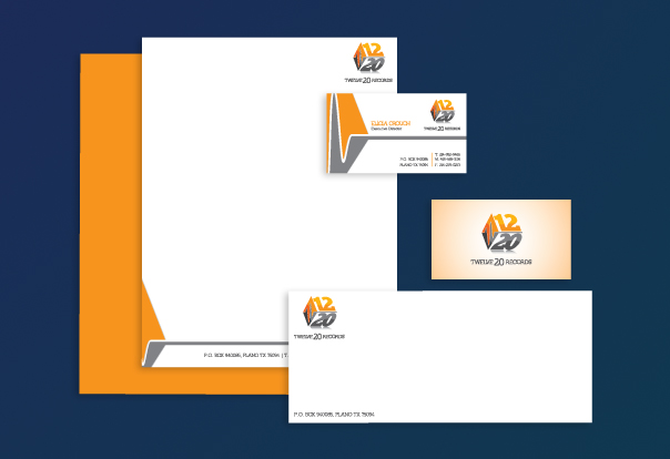 Stationery Portfolio 6