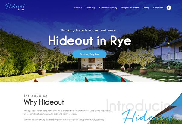 Web Design Portfolio 1